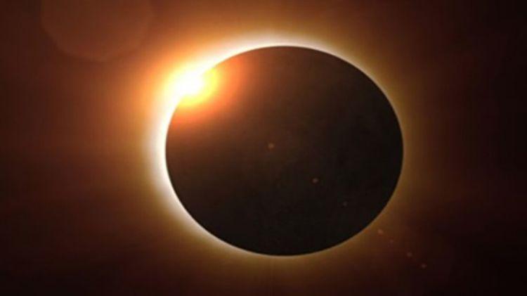2021-ci ildə Günəş və Ay tutulmalarının vaxtı açıqlanıb