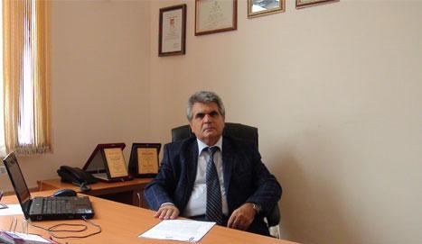 AMEA-nın müxbir üzvü Ağası Məlikov beynəlxalq jurnalın xüsusi buraxılışının redaktoru seçilib