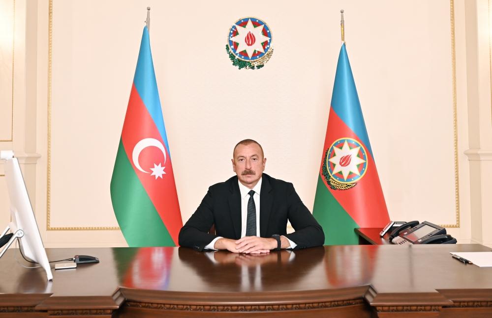 Azərbaycan Prezidenti: Ölkəmizin elmi və texnoloji potensialının gücləndirilməsi bizim başlıca prioritetlərimiz sırasındadır