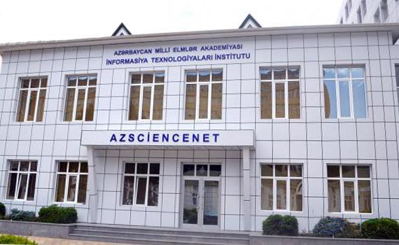 AzScienceNet Elm-Kompüter Şəbəkəsinin məlumatı