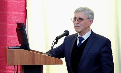 Akademik Fikrət Əliyev beynəlxalq vebinarda iştirak edib
