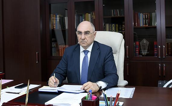 Akademik Rasim Əliquliyev GEANT Assosiasiyasının Baş Assambleyasının 24-cü iclasında iştirak edib