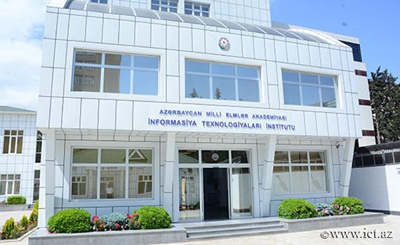 AMEA İnformasiya Texnologiyaları İnstitutunda elmi-tədqiqat layihəsi çərçivəsində görülən işlər müzakirə edilib