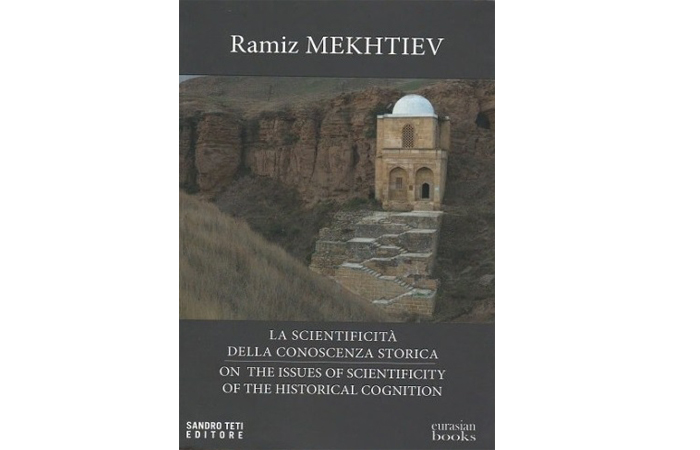 Akademik Ramiz Mehdiyevin kitabları İtaliyada nəşr olunub