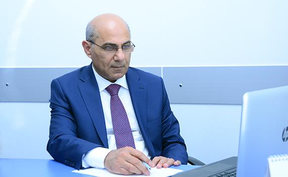 AMEA-nın müxbir üzvü Ramiz Alıquliyev beynəlxalq konfransın proqram komitəsinə üzv seçilib